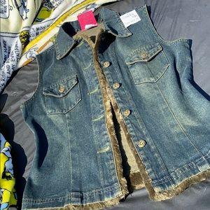 Other - Kids Jean Vest